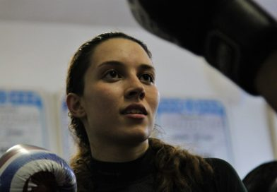 Moroccan Female Kickboxing Champion reflects on Career, Challenges, Ambitions